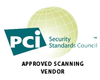 PCI DSS Approved Scanning Vendor